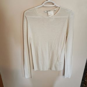 Vince 100% wool sweater size L